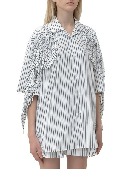 Shirt with Fringes image