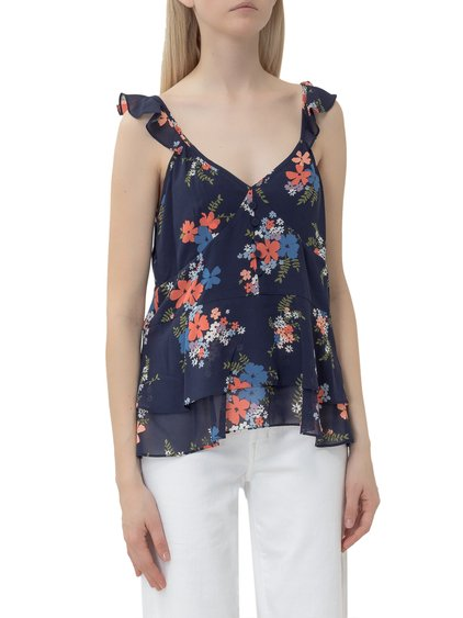 Top with Print image