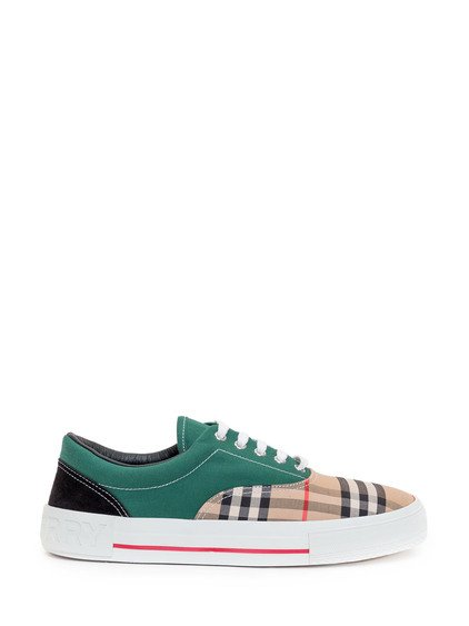 Vintage Check Sneakers image