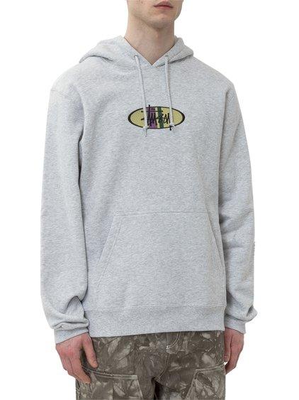 Sweatshirt with Embroidered Logo image