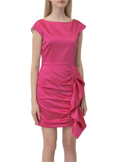 Dress with Ruffles image