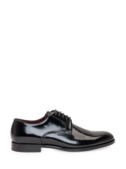 Brushed Calfskin Derby Shoes image