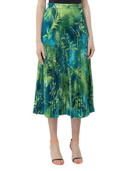 Skirt with Jungle Print image