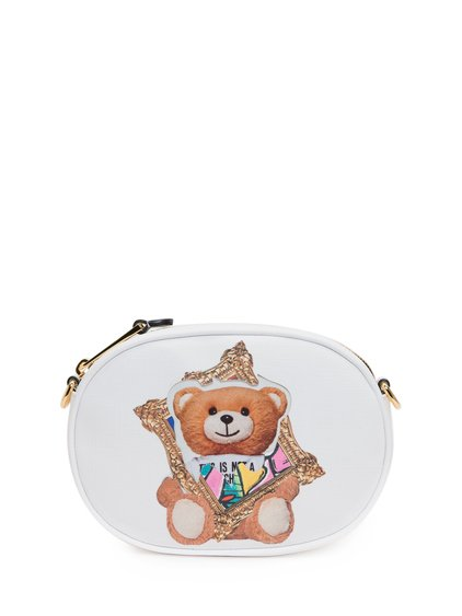 Frame Teddy Bear Belt Bag image