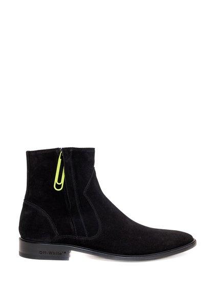Zip Chelsea Boots image