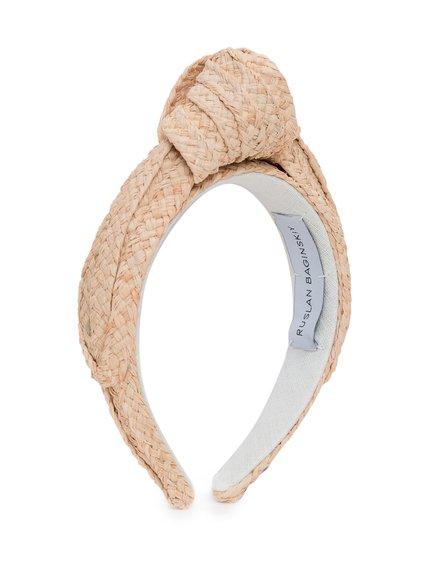 Straw Headband image