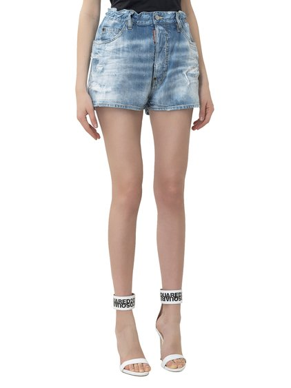 Shorts with Embroidery image