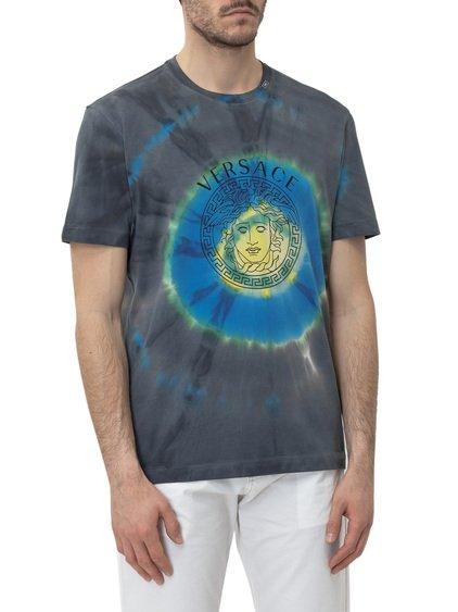 Tie-Dye Medusa T-shirt image