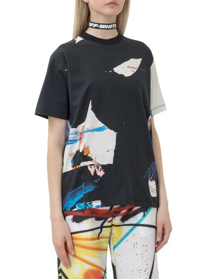 Brushstrokes T-shirt image
