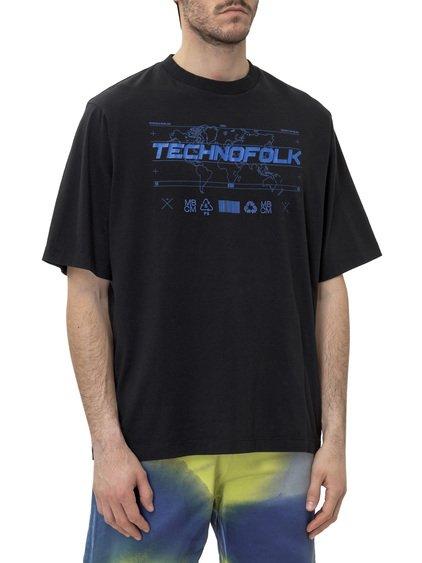 Technofolk T-shirt image