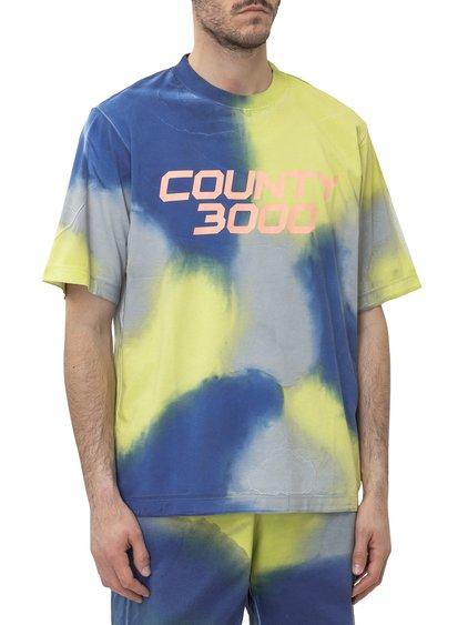 County 3000 Tie-Dye T-shirt image