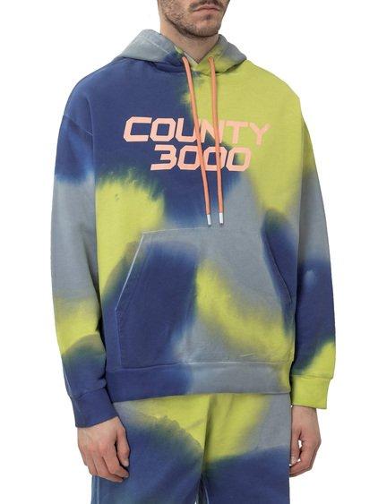 County 3000 Tie-Dye Sweatshirt image