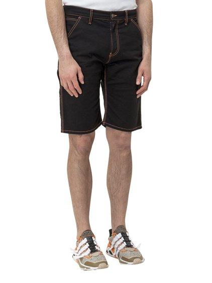 Bermuda Shorts with Stitching image