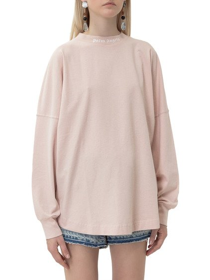 T-shirt with L/S Logo image