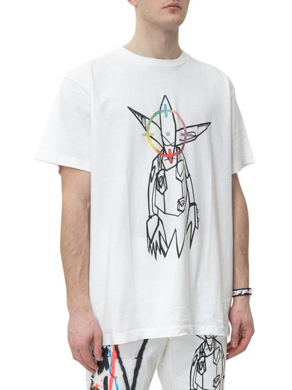 Futura Alien T-shirt image