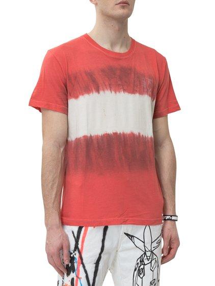 Arrow Tie-Dye T-shirt image