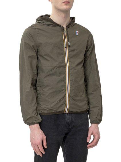 Jacket with Zip image