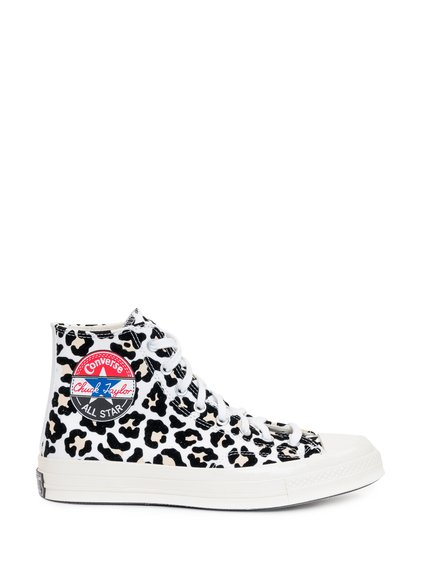 Leopard Chuck Taylor All Star '70 High Sneakers image