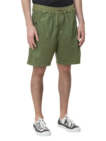 Bermuda Shorts with Inserts image