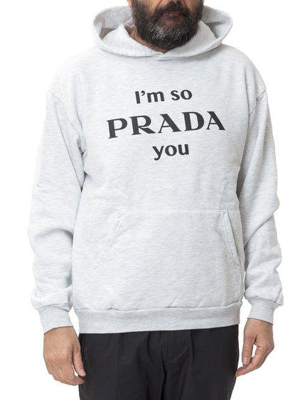 Proud Hooded Sweatshirt image