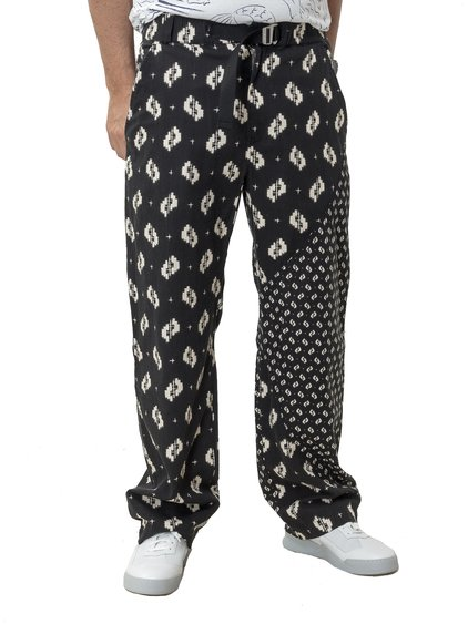 Belted Trousers image
