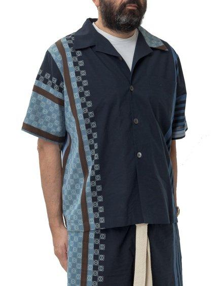 Stripe Anagram Shirt image