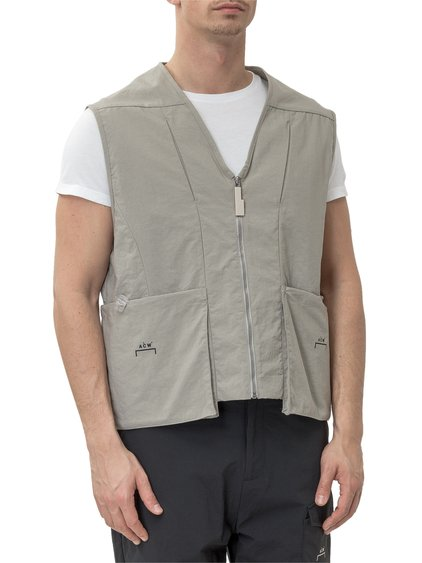 Vest with Zip image