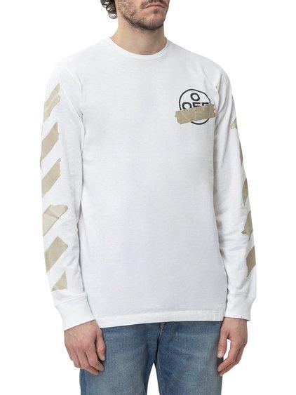 Tape Arrows T-shirt image