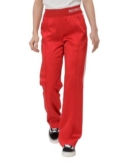 Logoed Jogger Trousers image