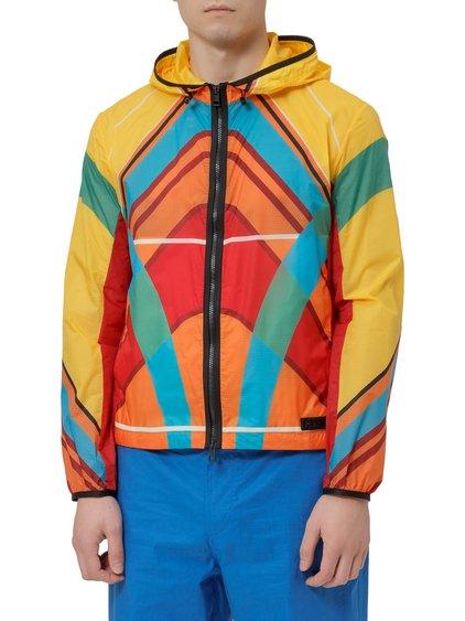Moncler 5 Craig Green Spinner Hooded Jacket image