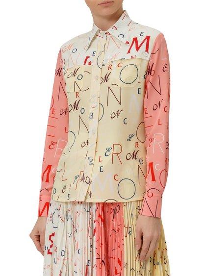 Silk Lettering Shirt image