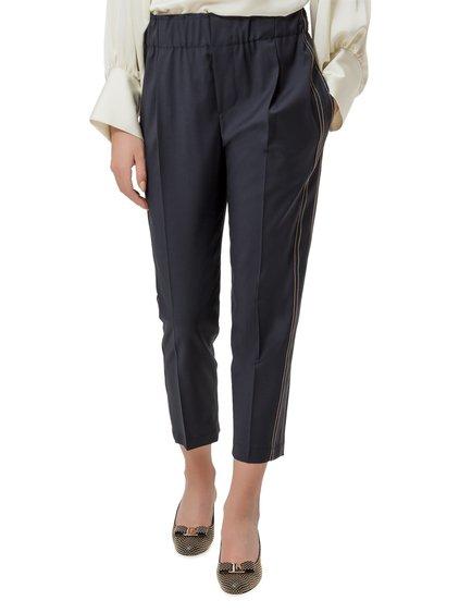 Virgin Wool Trousers image