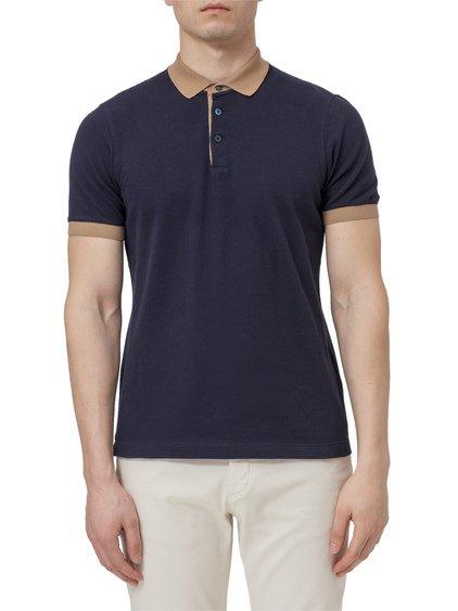 Cotton Polo Shirt image