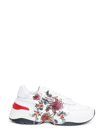 Floral Sneakers image