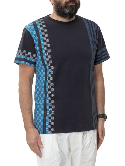 Stripe Anagram T-shirt image