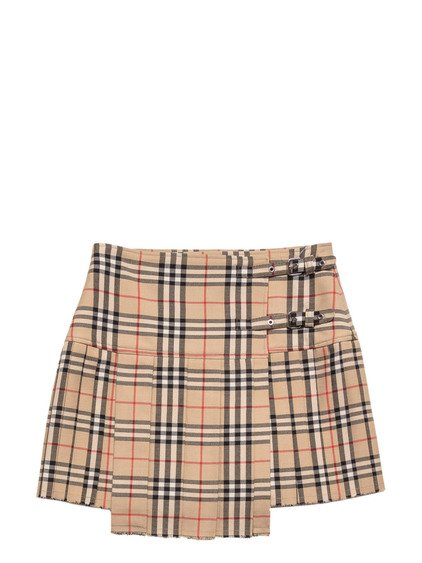 Skirt with Check image