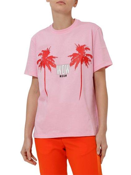 Palms T-shirt image