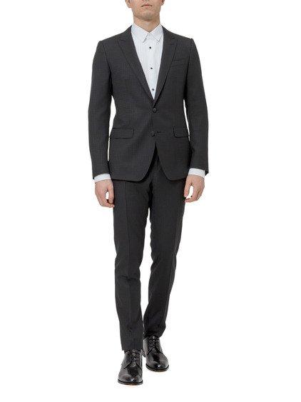 Jacquard Two Piece Suit image