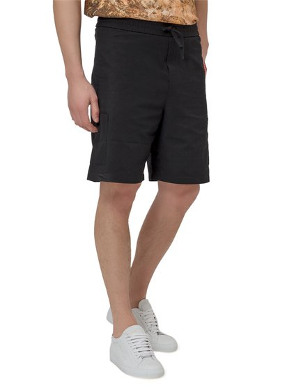 Elasticated Cargo Shorts image