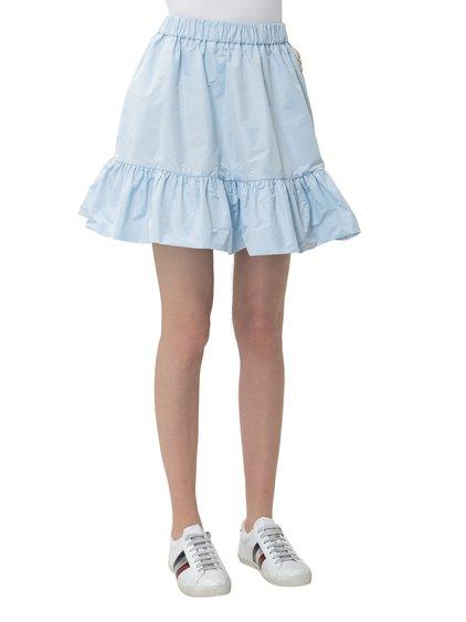 4 Moncler Simone Rocha Skirt with Logo image