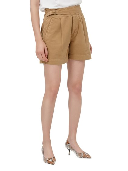 Shorts with Belt image