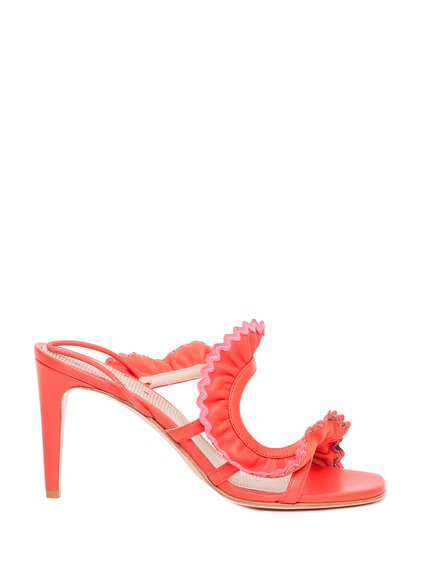 Heels Sandals####R-CURLY SANDAL image