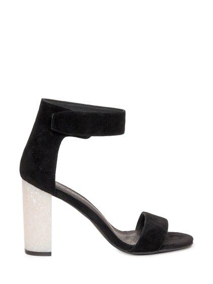 Suede Sandals image