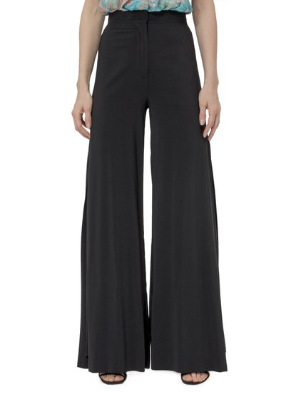 Trousers with Slits image