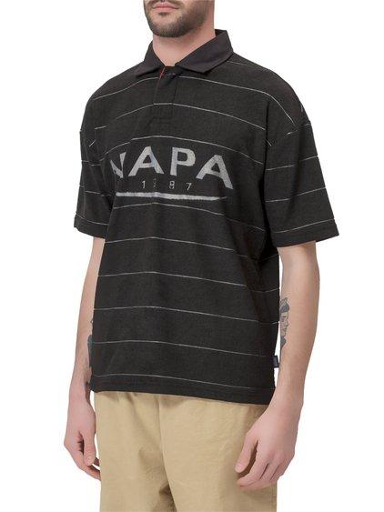 Polo Shirt with Print image