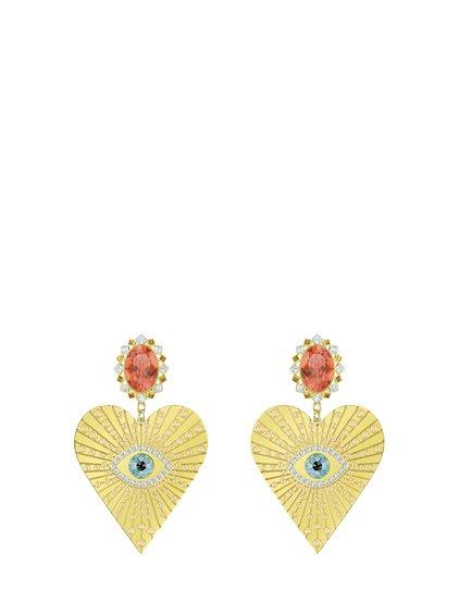 Lucky Goddess Earrings image