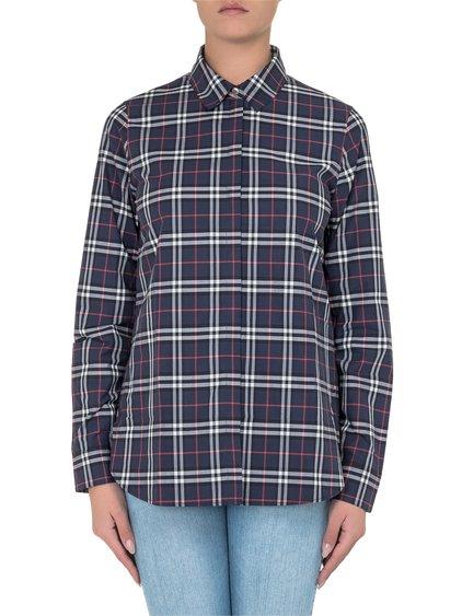 Check Cotton Shirt image