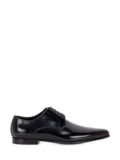 Leather Derby Shoes image