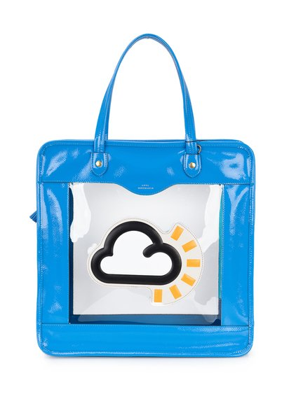 Tote Bag Weather Rainy Day image