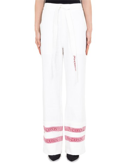 Tea Towel Linen Wide Leg Trousers image